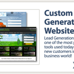 Custom Website Design For Lead Generation